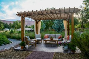 Arbor and Pergola design and installation in Athens - Athens Deck Builders